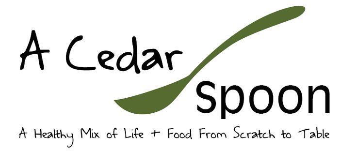 A Cedar Spoon