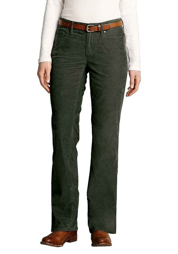 Produkttyp , Cordhose, |Optik , Uni, |Stil , Klassisch, |Bund + Verschluss , Reißverschluss, |Passform , für die kurvige Figur, |Leibhöhe , Bund unterhalb der Taille, |Beinform , leicht ausgestelltes Bein, |Vordertaschen , Schräge Eingrifftaschen, |Gesäßtaschen , Mit aufgesetzten Taschen, |Saum , durchgesteppt, |Material , Baumwolle, |Materialzusammensetzung , 64% Baumwolle, 35% Polyester, 1% E...