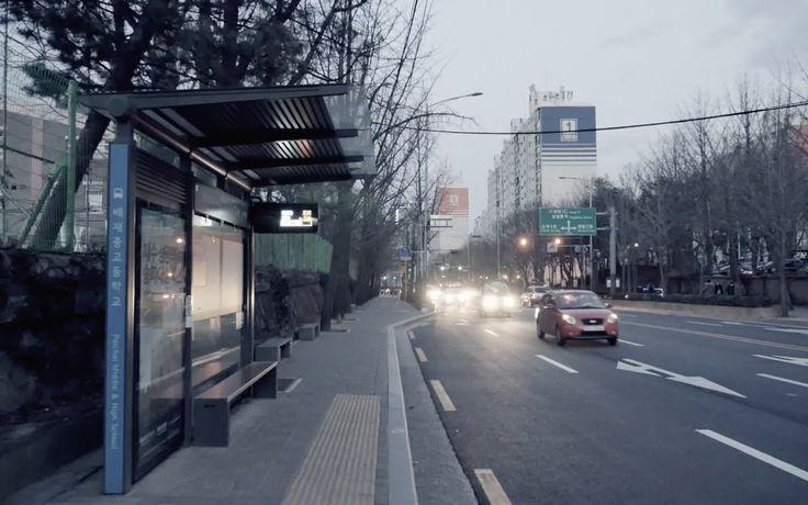 Beholder DS1-Winter Streets Evening, Seoul, KOREA/서울 강동 고덕동/GH4