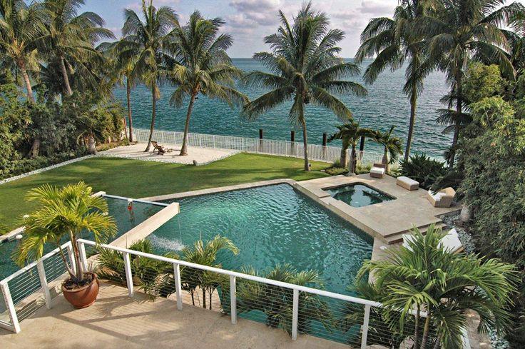 Most Beautiful Backyard Swimming Pools : Backyards, Luxury vehicle and Luxury cars on Pinterest
