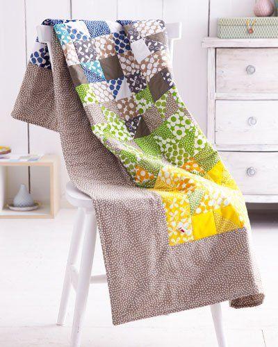 patchworkdecke n hen anleitung zum nachmachen diy stricken pinterest patchworkdecke. Black Bedroom Furniture Sets. Home Design Ideas