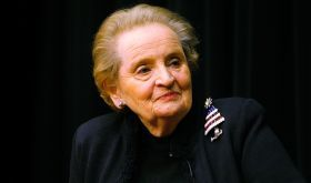 "Fabulous series called ""Makers"" - every amazing woman you can imagine - So inspirational!! including Madeleine Albright"