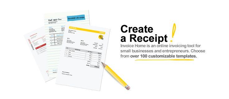 Create an Invoice!