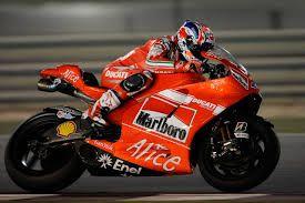 DUCATI SUPERBIKE  MALANG: Casey Stoner kembali ke Moto-GP bersama Ducati