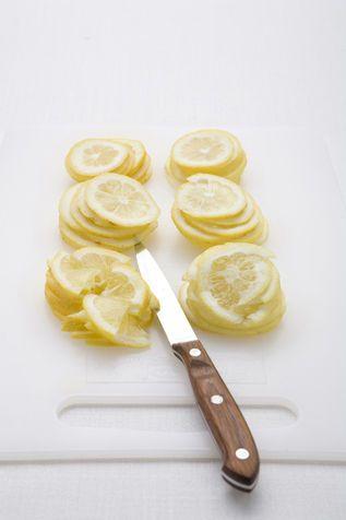 marmellata di limoni con scorze