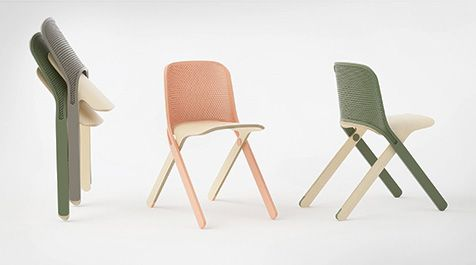FC – Folding Chair | Red Dot Design Award for Design Concepts