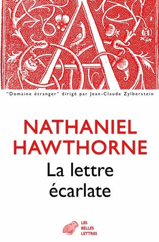 Nathaniel Hawthorne, La Lettre écarlate