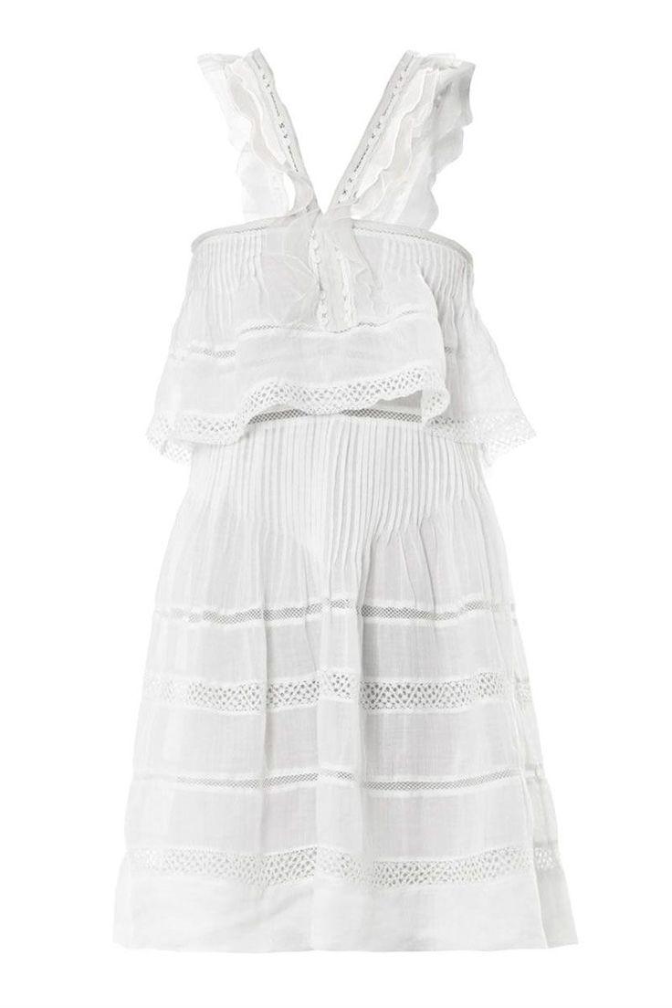 Blanc Slate: Shop 20 Little White Dresses - HarpersBAZAAR.com
