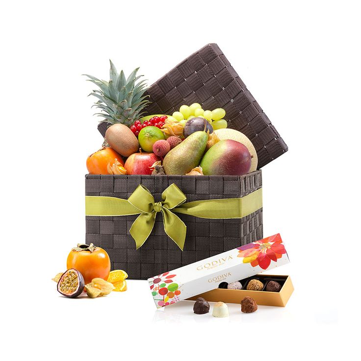 10 Best Ideas About Fruit Basket Delivery On Pinterest
