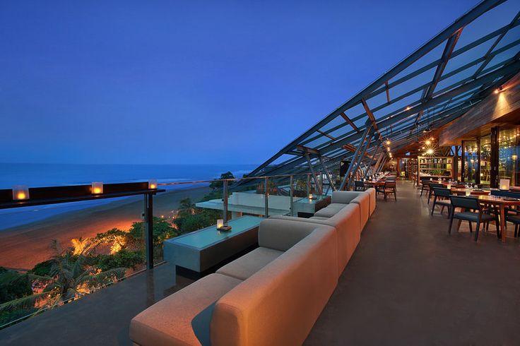 Anantara Seminyak Bali Resort - restaurant