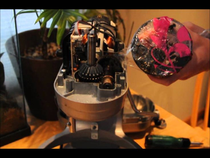How To Repair A KitchenAid 600 Series Stand Mixer
