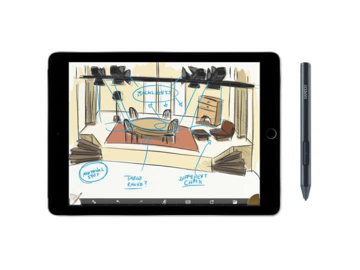 iPadやiPhoneが高性能ペンタブに!最強スタイラスペンが登場 | &GP