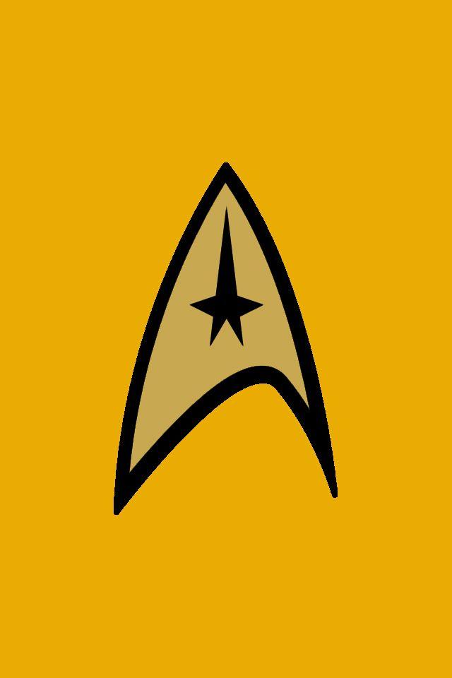524 best images about phone wallpapers on pinterest - Star trek symbol wallpaper ...