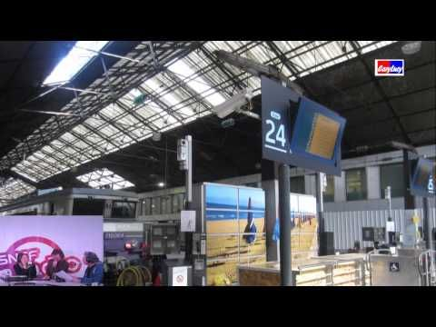 Gare de Paris-Saint-Lazare - YouTube