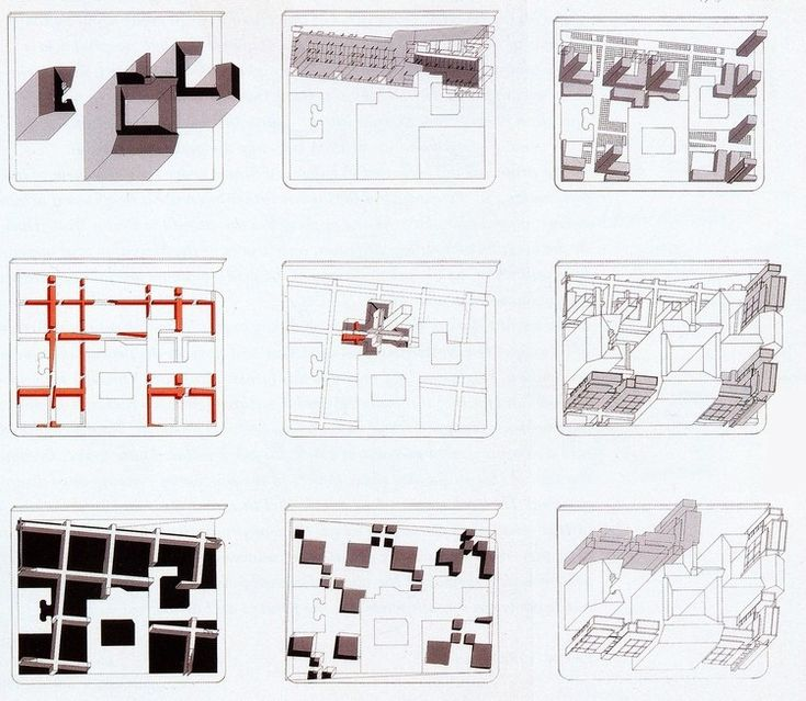 Gallery - Eisenman's Evolution: Architecture, Syntax, and New Subjectivity - 12