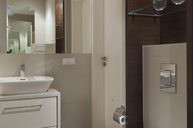 Aranżacja małej przestrzeni - Wystrój małych wnętrz - Urządzanie małych mieszkań.  Zobacz więcej na www.amarantowestudio.pl
