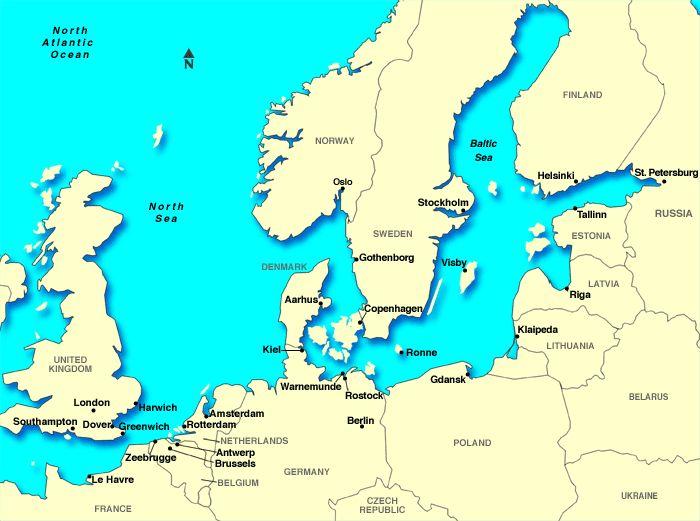 Baltic Cruise, Baltic Cruises, Northern Europe Cruises, Northern Europe Cruise, Scandinavia Cruise