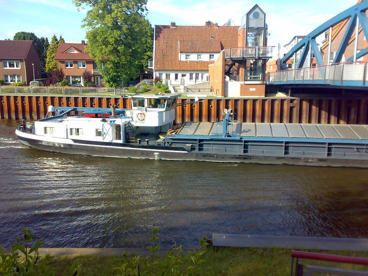 Canal Houses in Meppen