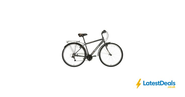 "Apollo Belmont Mens Hybrid Bike - 18"", 21"" Frames Free C&C, £170 at Halfords"