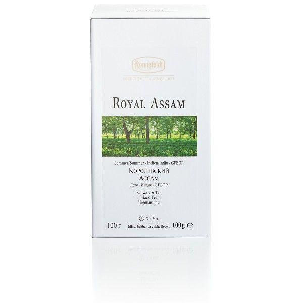 Ronnefeldt Royal Assam Tee (100g)