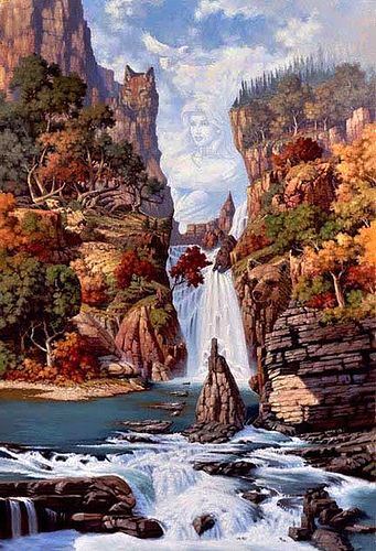 One of the Biggest Amazing Art Web Gallery.Providing a fresh look Art, Optical Illusion, Painting, Illusion which occurs in real life.