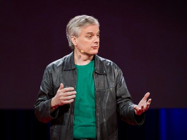 What is consciousness? TedTalk with philosopher David Chalmers- fundamental and universal.....panpsychism
