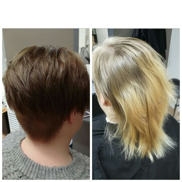 #after #before #haircolor #haircut  #ultimate #kcprofessional