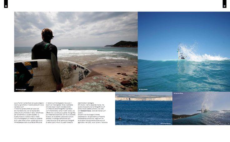 .4SURF magazine - n°63 - Giovanni Cossu, Made In Sardinia - Testo Andrea Bianchi; Foto Andrea Bianchi e contributors - pag. 56-57
