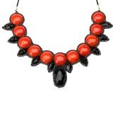 Un collar de DIOSES!! :O en @papiroga #moda real