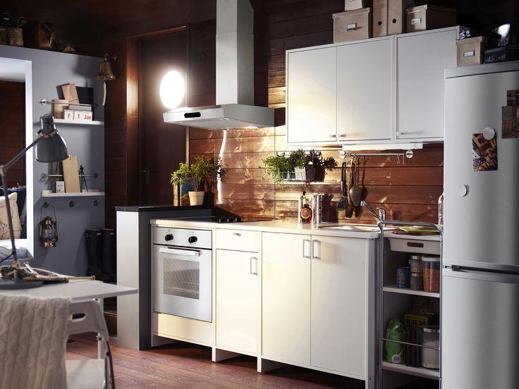 Inspiration K Che Unterschrank Fyndig Klapptisch Muddus Arbeitsleuchte Ar D Griff S Tta Wohnung Pinterest Inspiration Ikea Kitchen