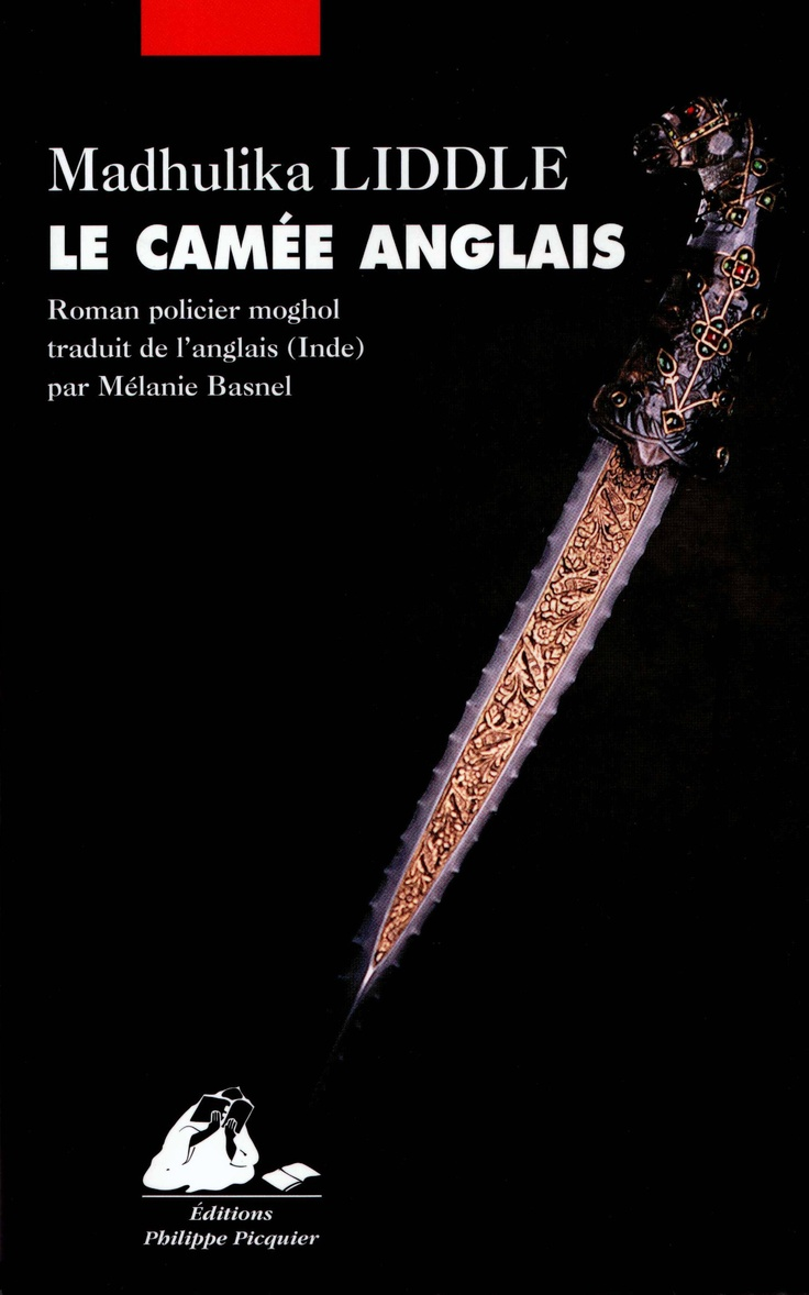 Le Camée Anglais by Edition Philippe Picqeur - The French edition of The Englishman's Cameo
