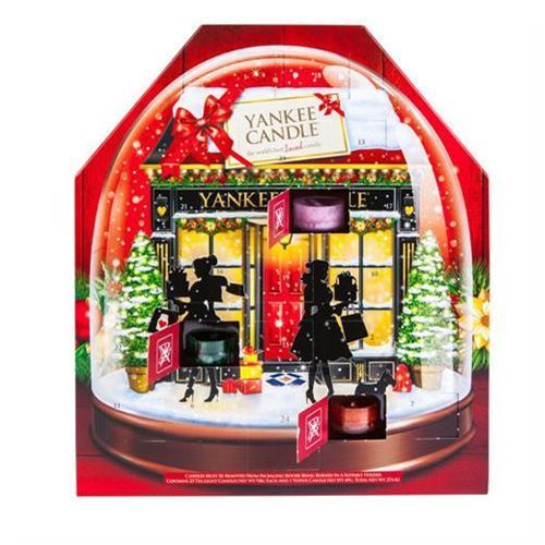 Yankee Candle Advent Calendar 2015