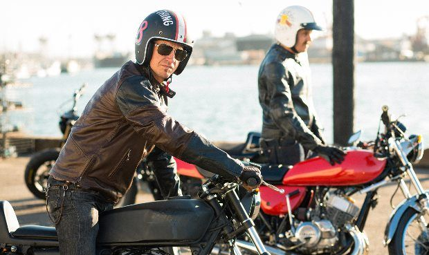 cafe racer style clothing - google search | cafe racer | pinterest