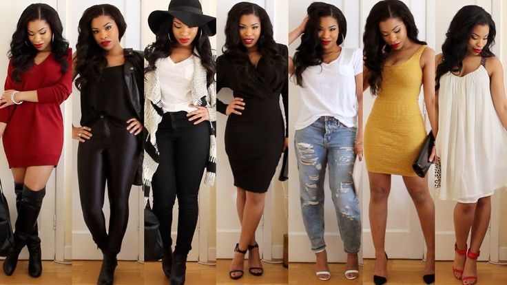9 Date Outfits! | from concert to movies to meet the parents a must watch