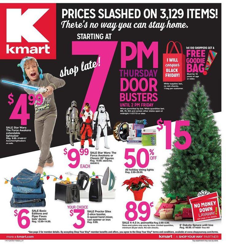 Kmart Black Friday Ad 2015
