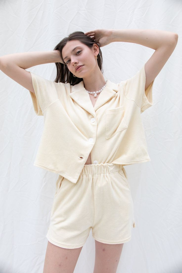 Short Outfits, Short Dresses, Cute Outfits, Summer Clothes, Summer Outfits, Vintage Stuff, Summer Trends, Dress Me Up, Loungewear