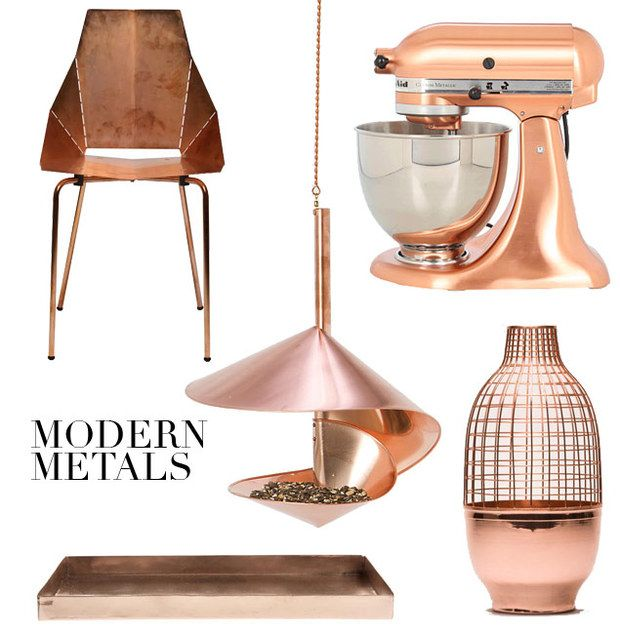 15 best images about copper blush dulux 2015 on pinterest copper dulux paint colours and blog - Gold home decor accessories paint ...