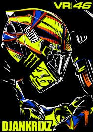 Image result for valentino rossi logo