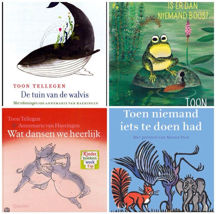Boeken van Toon Tellegen