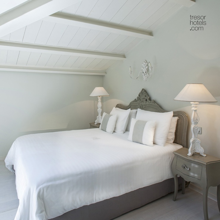 """Trésor Hotels and Resorts_Luxury Boutique Hotels_#Greece_ """"Micra Anglia"""" 5* #boutique #hotel located in the town of #Andros island, constitutes an accommodation choice for those dreaming of an aristocratic experience..."""