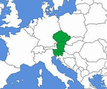 The Kingdom of Bohemia, as well as the kingdoms of Poland and Lithuania existed after this period.  They had a huge influx of Jews in this time as well, as they were responding to the new independent countries/states. They got their ideas of civilization from the Cyrillic and the commerce of Byzantine.