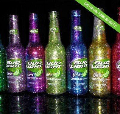 15 best beer crafts images on pinterest beer bottles beer crafts bud light limes aloadofball Image collections