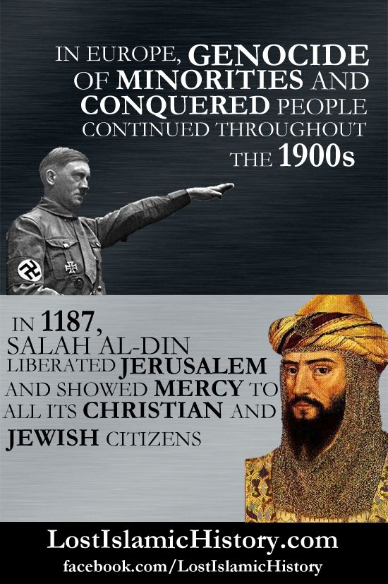 Islam provides rules for war ...