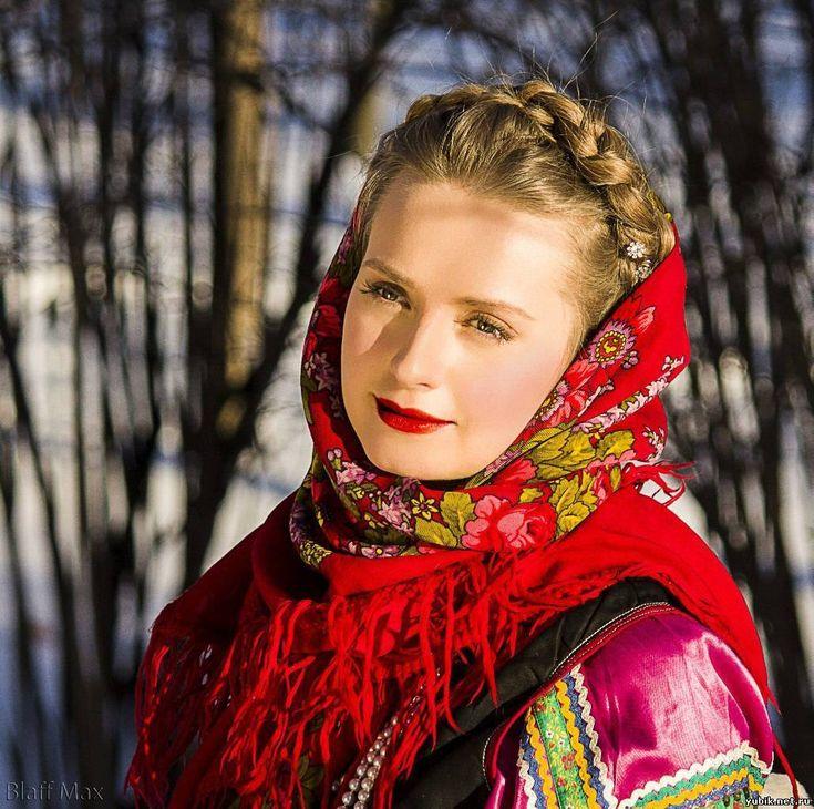 Российские девушки фото
