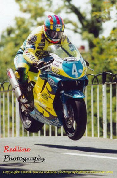 Caption: Adrian Archibald Junior TT 2000 Rider: Adrian Archibald Date: June 2000
