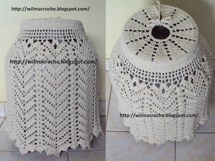 Wilma Crochê: Capa de Botijão de Gás em Crochê Barbamte                                                                                                                                                      Mais
