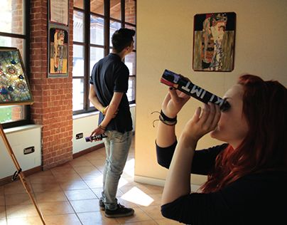 "Check out new work on my @Behance portfolio: ""CALEIDOSCOPIO MERCHANDISING per la Mostra di G. Klimt"" http://be.net/gallery/34249779/CALEIDOSCOPIO-MERCHANDISING-per-la-Mostra-di-G-Klimt"