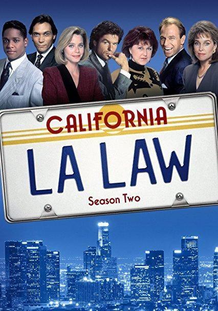 Corbin Bernsen & Jill Eikenberry & Rick Wallace-LA Law: Season 2