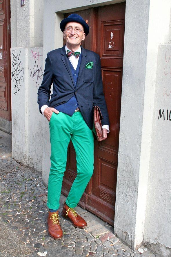 Conheça Günther Krabbenhoft, o vovô mais estiloso da Alemanha! http://followthecolours.com.br/style-freak/conheca-gunther-krabbenhoft-o-vovo-mais-estiloso-da-alemanha/