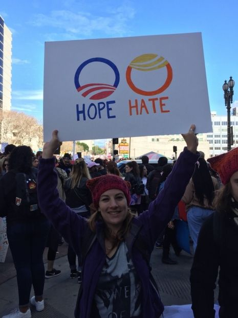 Some of the best (trust me, they are tremendous) protest signs from the Women's March   Dangerous Minds